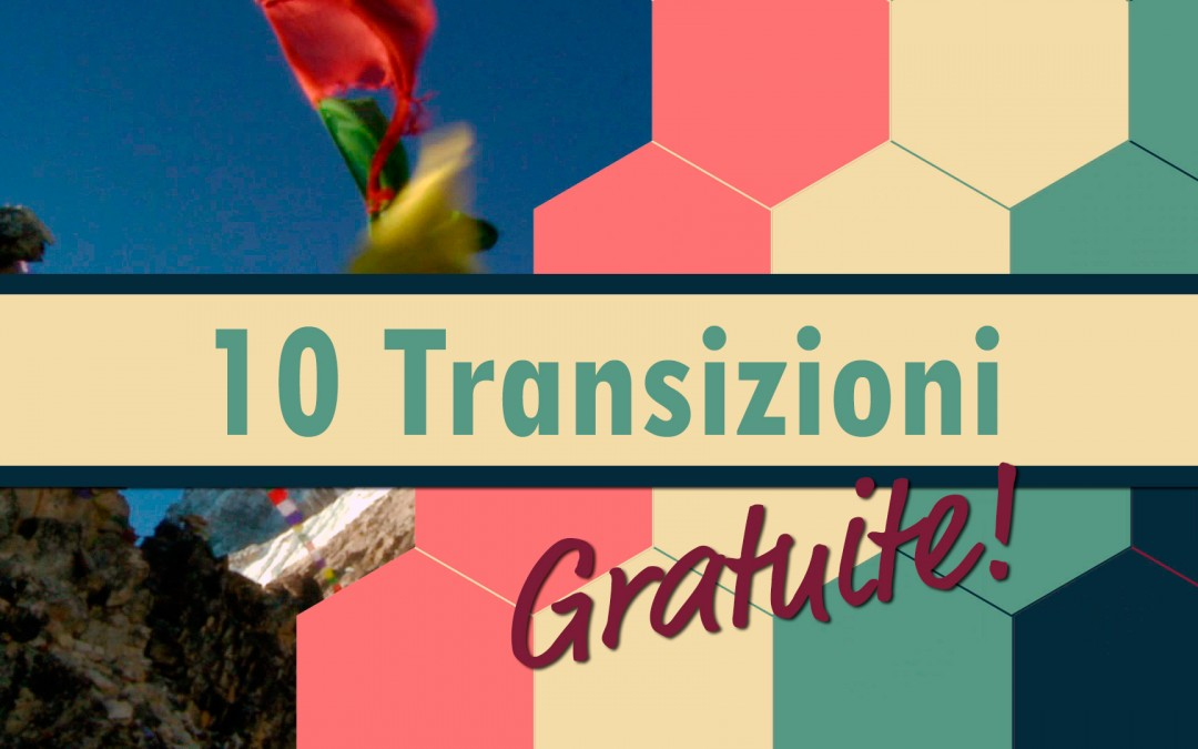 10 transizioni video gratuite per After Effects