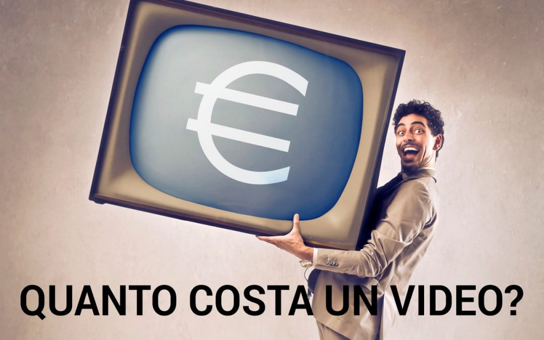 Quanto costa un video creato con motiongraphics o riprese for Quanto costa abbaiare un mantello