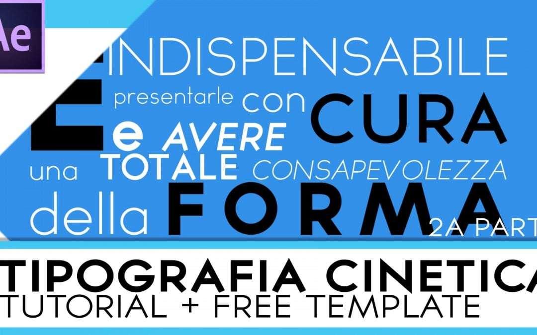 Tutorial Tipografia Cinetica parte 2