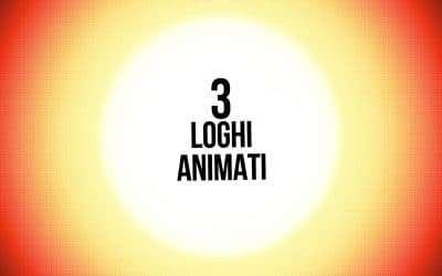 Logo Animation: 3 Loghi Animati per dare vita al tuo Logo