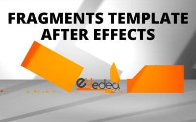 Template After Effects Gratuito: Fragments