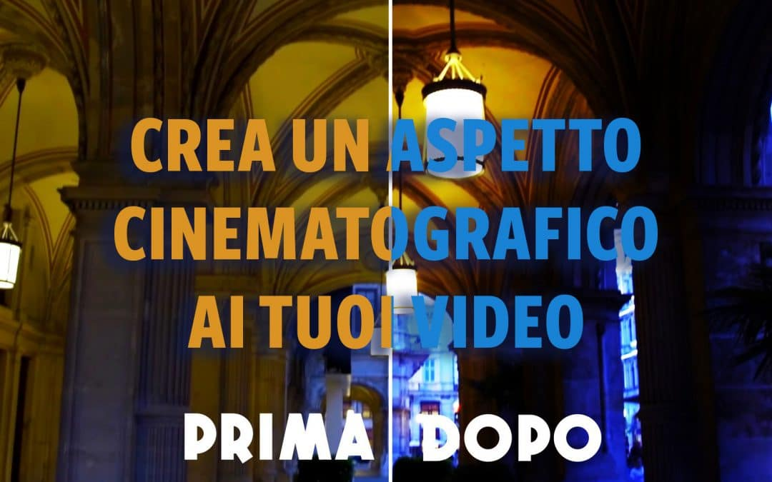 Tutorial After Effects: dai un aspetto cinematografico alle tue clip!