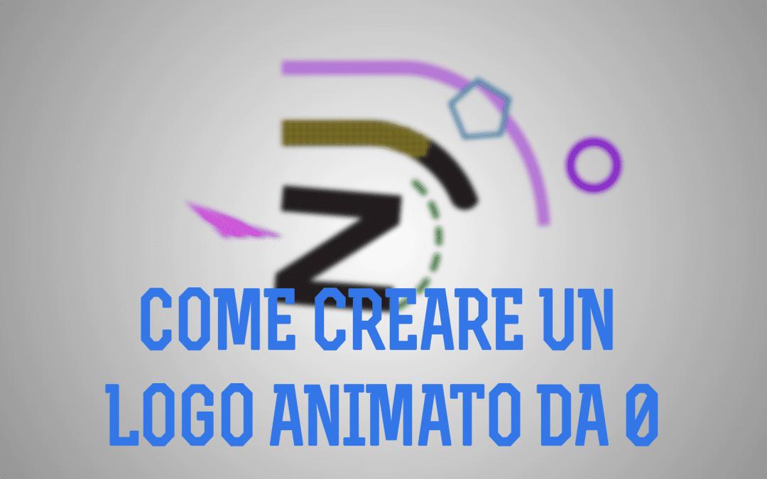 Come creare un logo animato da 0