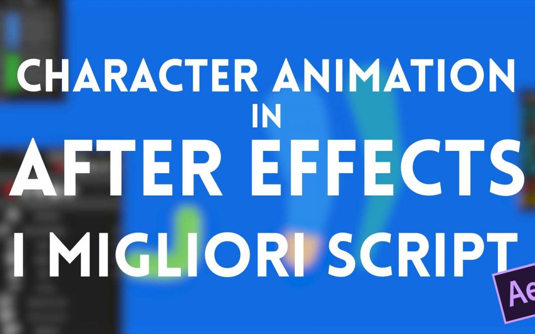 Character Animation in After Effects: i migliori script